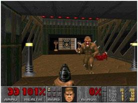 Test jeu-vidéo rétro - Doom sur PC