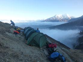 Trekking Langtang Highlands - Gosaikunda Danda