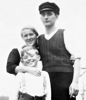 Die junge Familie Conrad 1938
