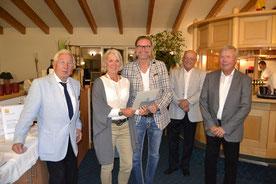 Den Nettosieg bei der Silver-Cup-Turnierserie teilen sich Margit Auch und Michael Reiher - © Golfclub Reutlingen-Sonnenbühl e.V.