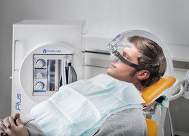 Lachgassedierung - Zahnarztpraxis & Implantologie Dr. med. dent. Malte Uhrigshardt Tornesch