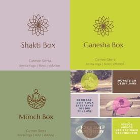 ONLINE ABO Yoga@Home | Carmen Sierra | SIMPLY RELAX