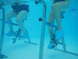 aquabike rennes saint jacques de la lande aquacycling ker aqua