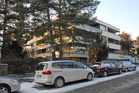 Architekturbüro Silke Hopf Wirth & Toni Wirth Architekten ETH HTL SIA Winterthur, 2013 Umbau / Umnutzung Eigentumswohnungen in Zürich privat