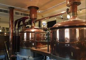 ドイツのビール醸造所