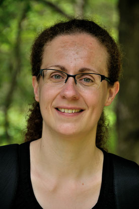 Gebärdensprachdolmetscherin - Katharina Kämmer