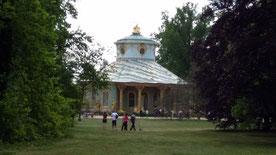 Schlosspark Sanssouci, Chinesisches Haus