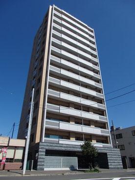 中央区北5条西2-2-12(じょうてつアイム北5条・分譲マンション・賃貸ギャラリー