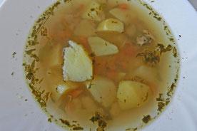 Russische Suppe
