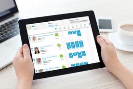 Immer häufiger wollen Patienten ihre Arzttermine online vereinbaren. (Foto: jameda)