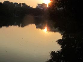 der Hoa Kiem Lake - das Herz von Hanoi