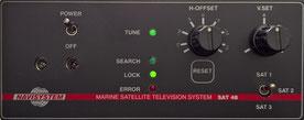 Unità di controllo navisystem sat 48