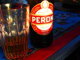 weil das Claustaler zu Ende war gab´s jetzt Peroni