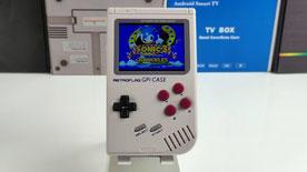 Retroflag GPI Case vaec Sonic 3
