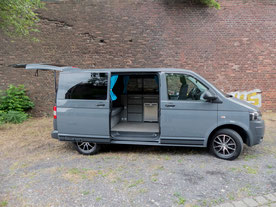 Discarvery VWT5 Campingbus