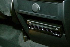 DVD-Player in der Mittelkonsole im BMW X6