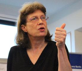 Expertin Claudia Mehlhorn