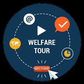 Welfare Aziendale, Work Life Balance, Smart Working, Lavoro Agile, Variazioni, Variazioni Srl, Welfare Tour