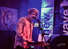 Adam Usi in Hannover, 24. Februar 2018 / Foto: Dunkelklaus