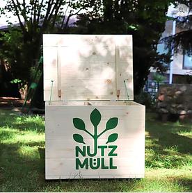 Wurmkiste Wurmbank Zero Waste Germany Nutzmuell