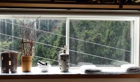 大野純子 染織作家 住まいの風景