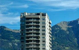 20. Oktober 2014 - Wo Berge sich erheben...