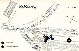 Karte: Karl Keller Tarnuzzer, Hans Reinert. Urgeschichte des Thurgaus, 1925