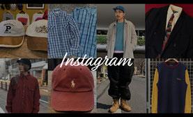 BORNYARD CLOSET instagram