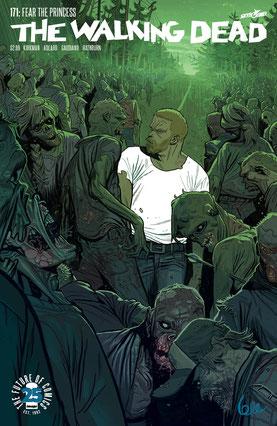 The Walking Dead 171-000b (Lorenzo de Felici variant)