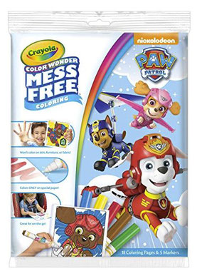 Crayola Color Wonder - Inflight Entertainment 18-24 months