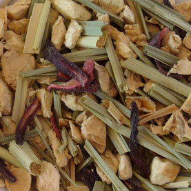Ginger, Lemongrass and Hibiscus