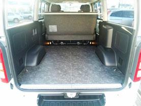 ハイエース 床貼り 床貼りキット フロアパネル ESフロアパネル