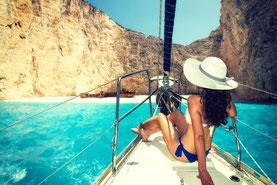 Segelreise mit Katamaran Mallorca Balearen