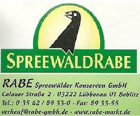 Spreewaldrabe
