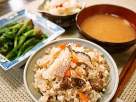 日本の暮らしにやっぱり和食