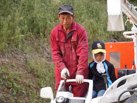新潟県で魚沼こしひかりを無農薬栽培する森山さん