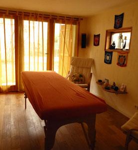 Cabinet de massage 38120 Saint-Egrève