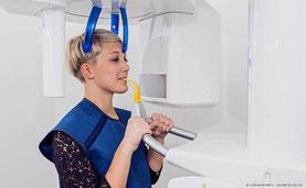 3D-Röntgen mit DVT: Mehr Sicherheit