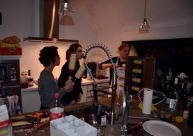 teambuilding cuisine
