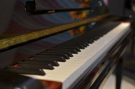 Ecole de musique EMC à Crolles - Grésivaudan : piano, DR