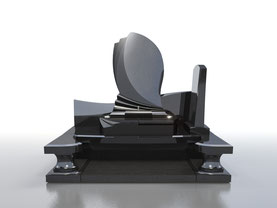 デザイン墓石リベラ