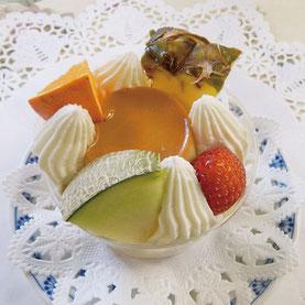 プリンアラモード フランス菓子 フロランタン