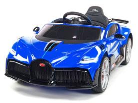 Bugatti/Divo/2019/4x45W/Kinderauto/Kinder Elektroauto/lizensiert/