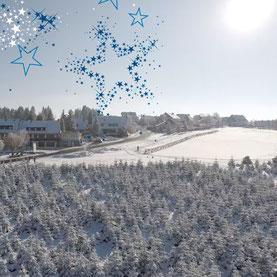 Kerst in Winterberg / Sauerland