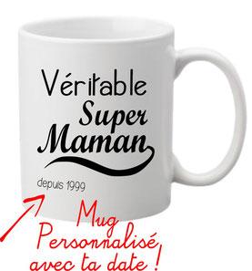 mug pour femmes