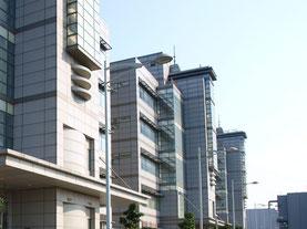JINCO UNIVERSALが入る台湾中部サイエンスパークの写真