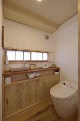 トイレ壁はアルカリ性がお勧め
