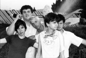 THE ADOLESCENTS ca. 1981
