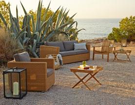 Chester Garten-Lounge von Cane-line
