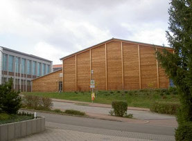 Sporthalle E, IGS Otterberg